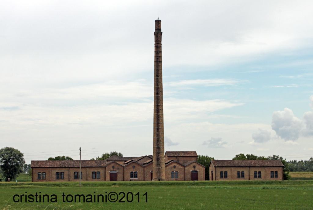 Museo regionale della bonifica Cà Vendramin, la fabbrica di carbone