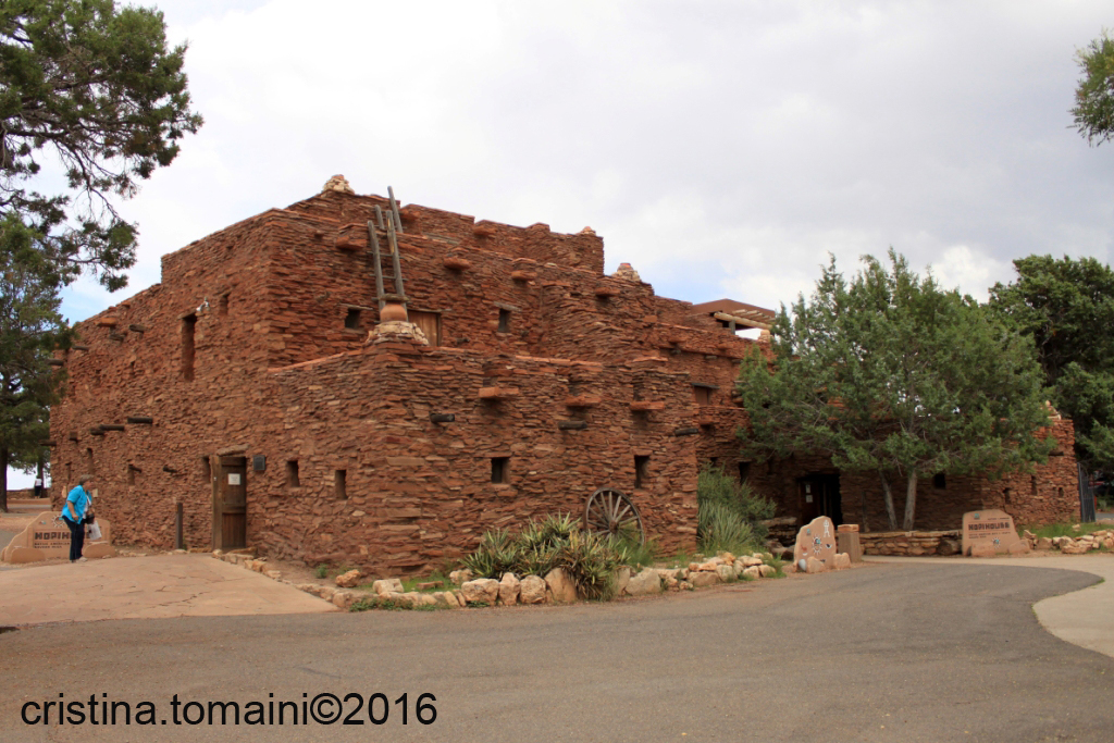 La Hopi house di Mary Jane Colter