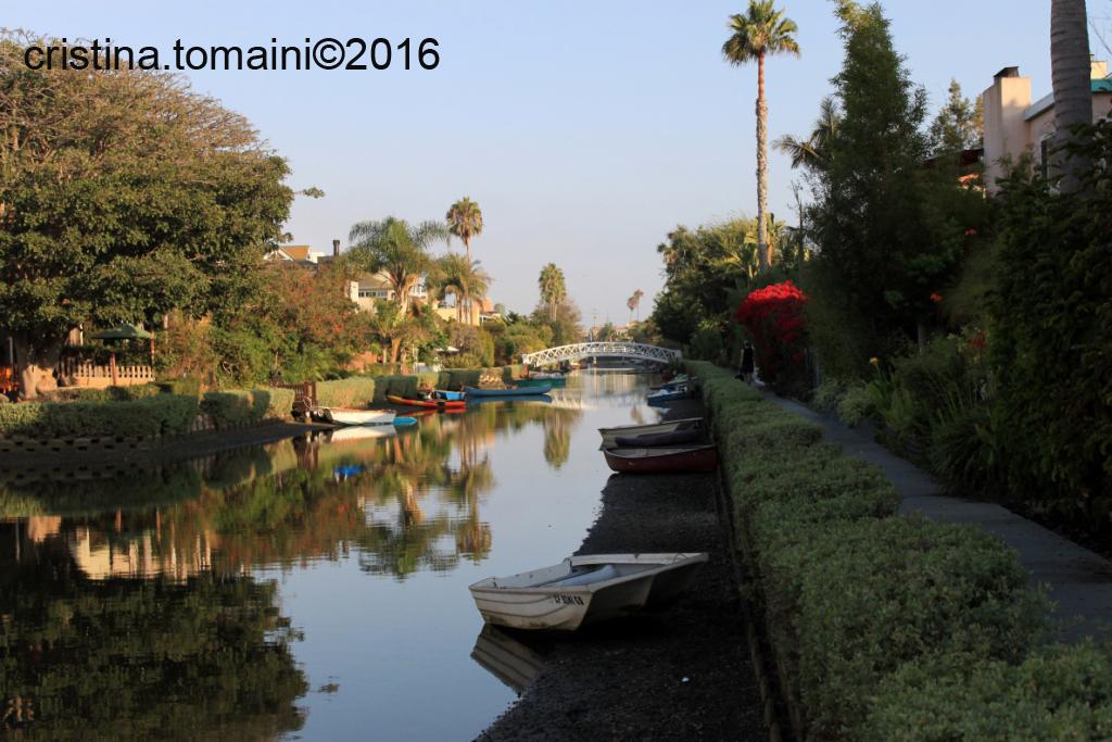 I canali di Venice