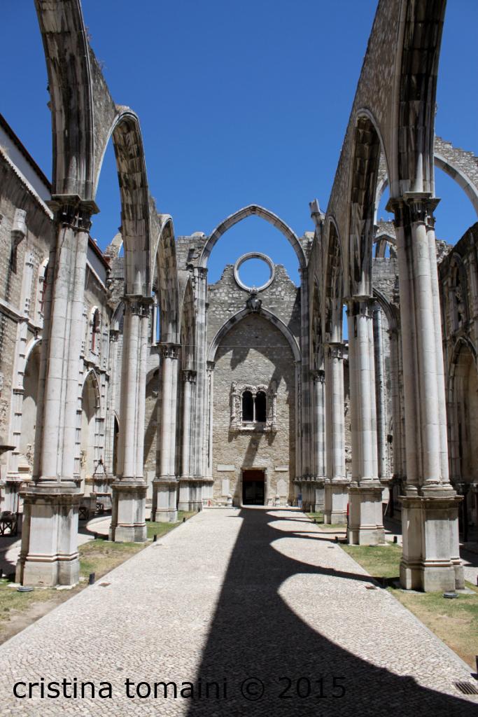 La cattedrale del Carmo