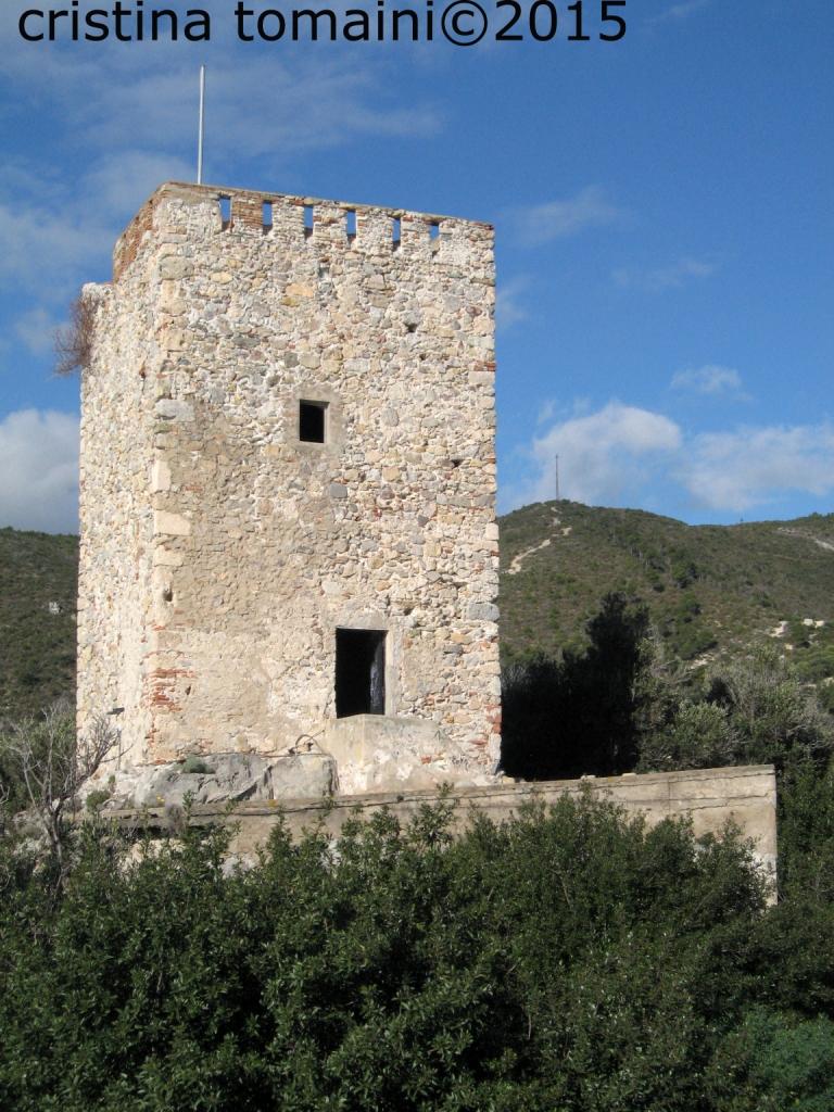 torre saracena di Varigotti
