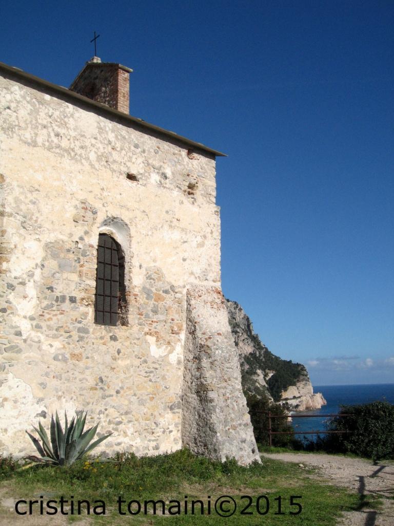 chiesa di San Lorenzo, Varigotti