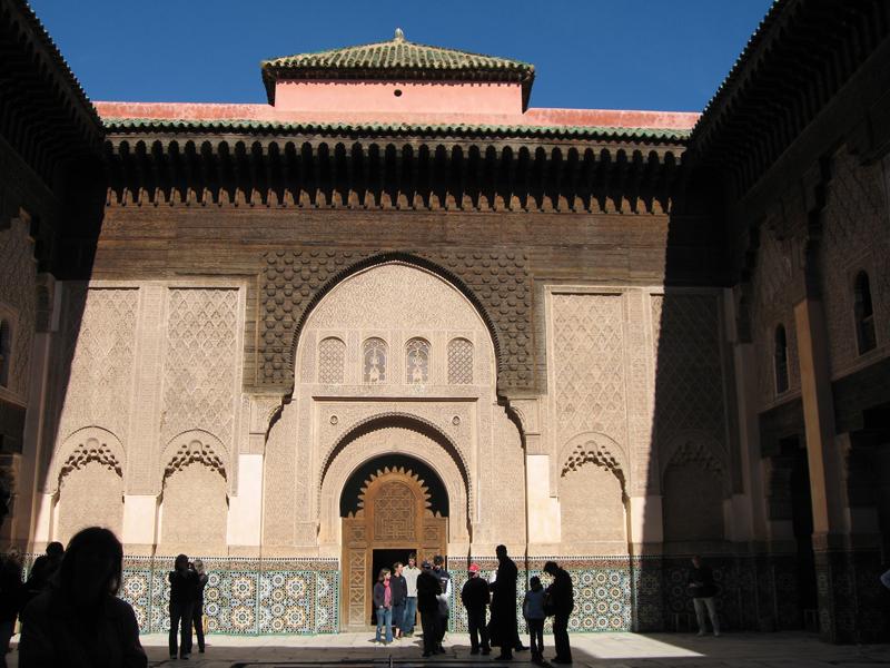 Medersa (scuola coranica) di Ben Youssef