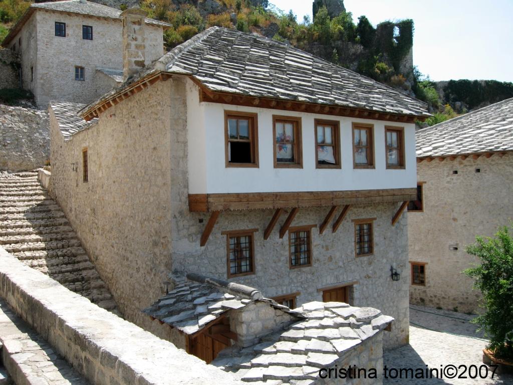Tipica casa ottomana