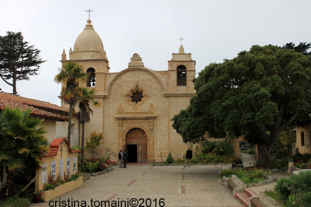 Missione spagnola di Carmel