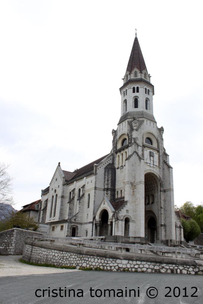 chiesa della Visitazione di Annecy