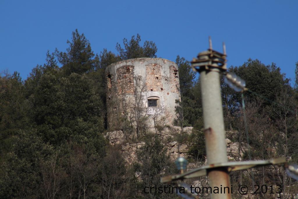 Il mulino fenicio, ne esistono solo altri 2 esempi in Europa