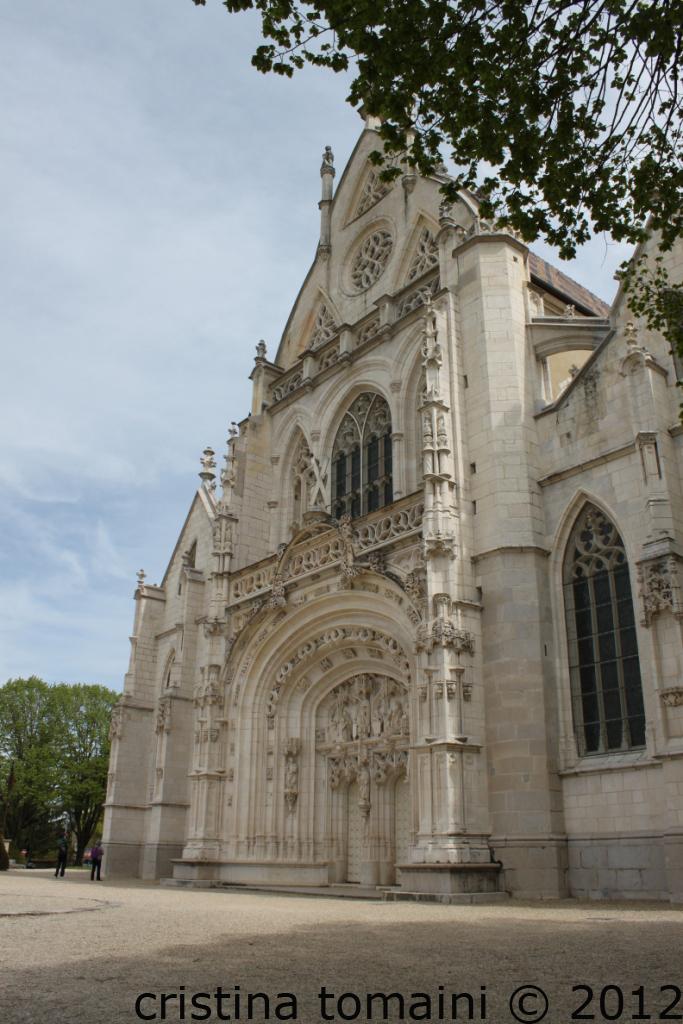 chiesa di brou