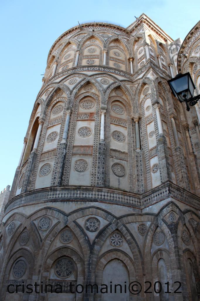 Abside del Duomo di Monreale