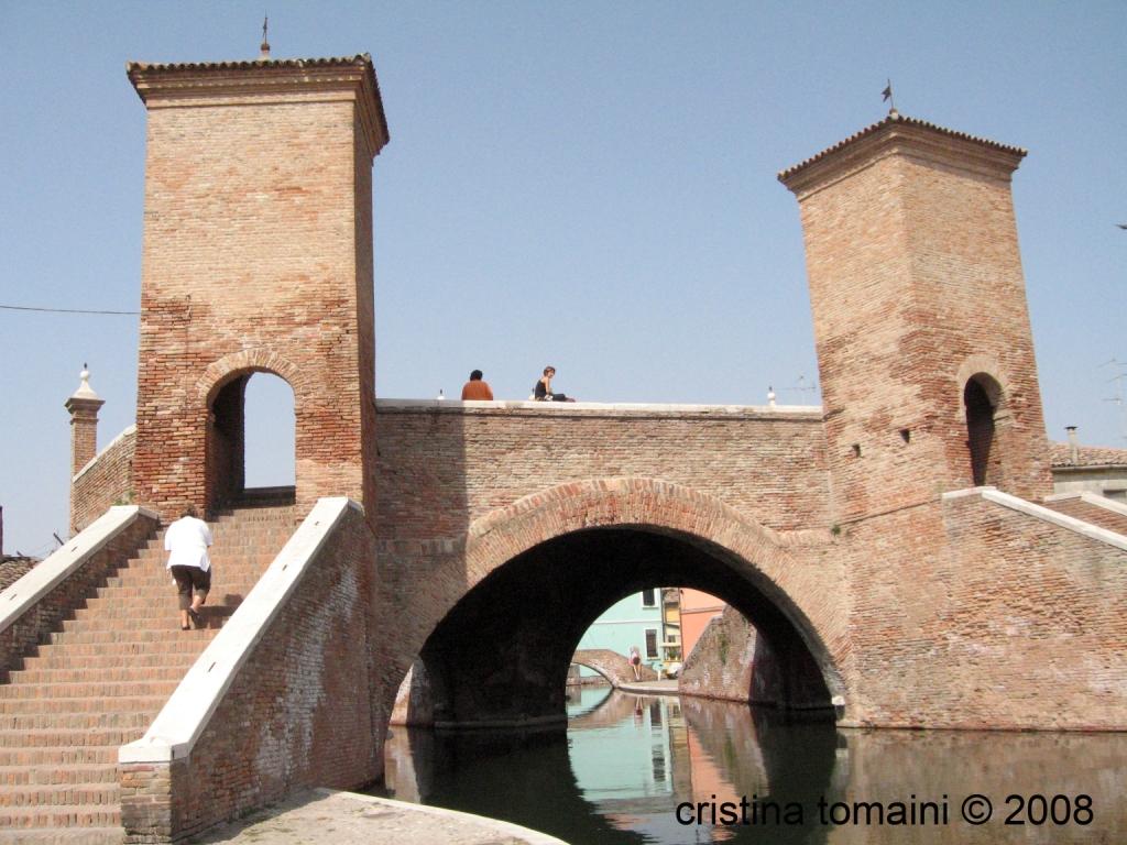 I Trepponti di Comacchio