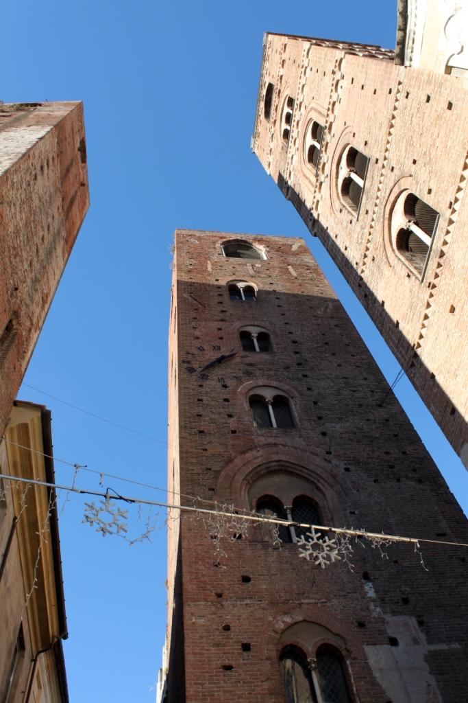 le torri medievali di Albenga