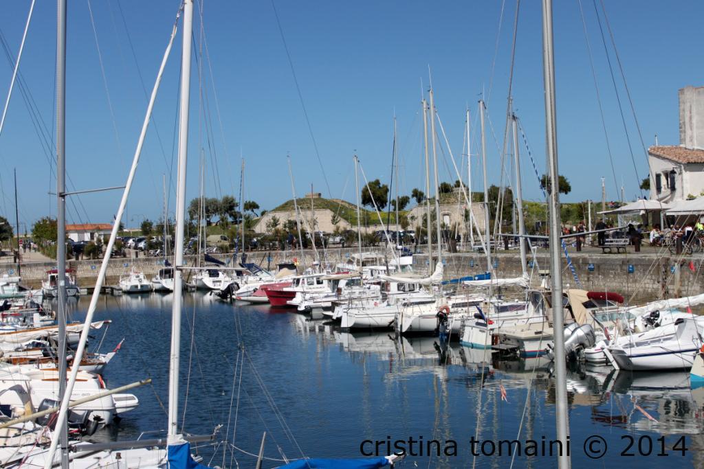il porto di Saint Martin de Rè