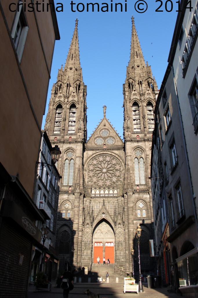cattedrale di Clermont Ferrand