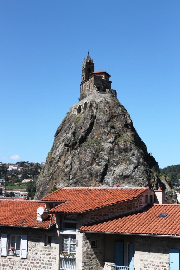 I pinnacoli di roccia