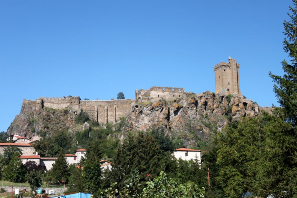 fortezza di Polignac
