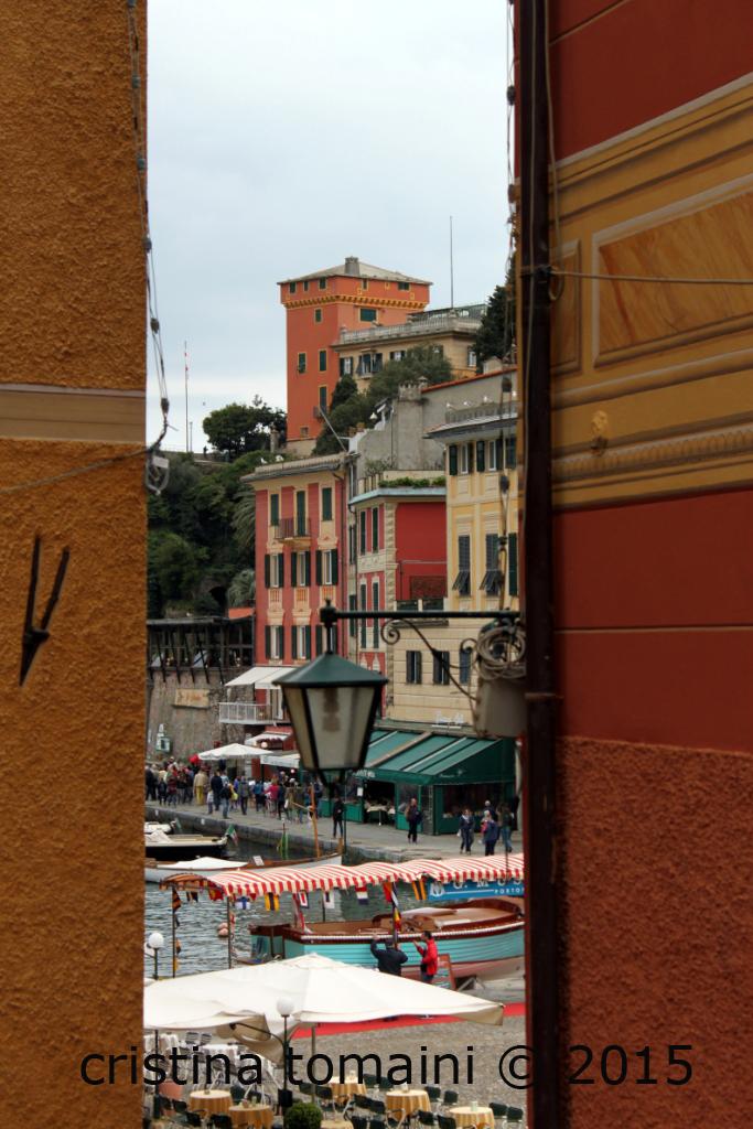 uno scorcio di Portofino