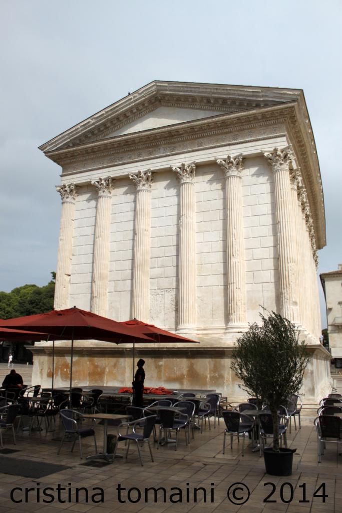 Maison Carée a Nimes