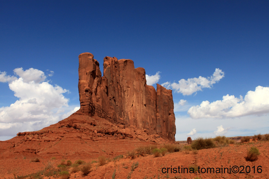 Elephant Butte, Monument Valley