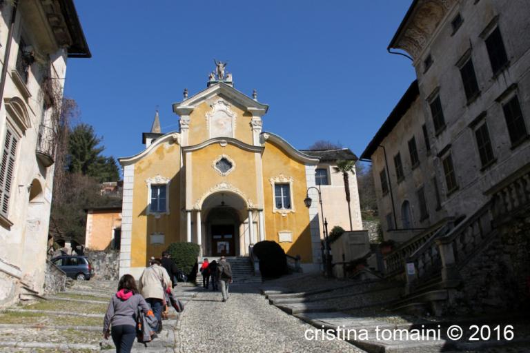 chiesa di Santa Maria Assunta a Orta San Giulio