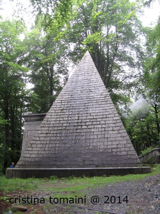 cappelle nel cimitero di Oropa