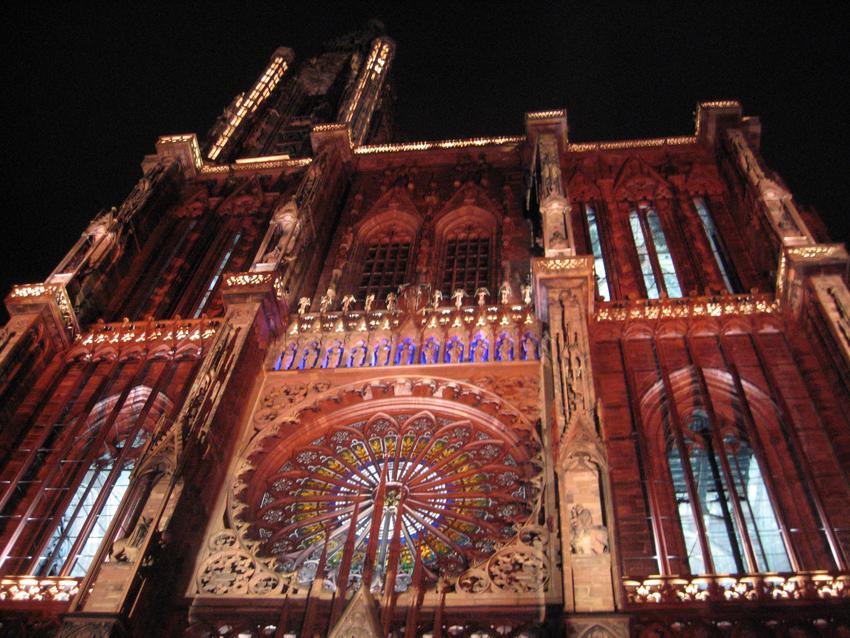 Cattedrale di Notre Dame, Strasburgo
