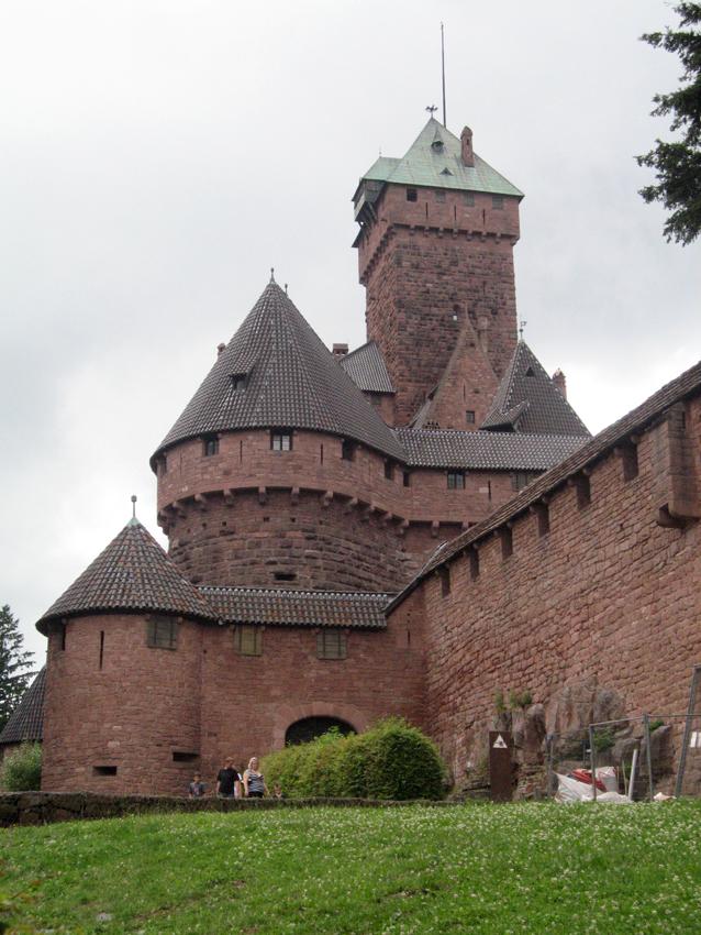 Castello di Haut Koeningsburg