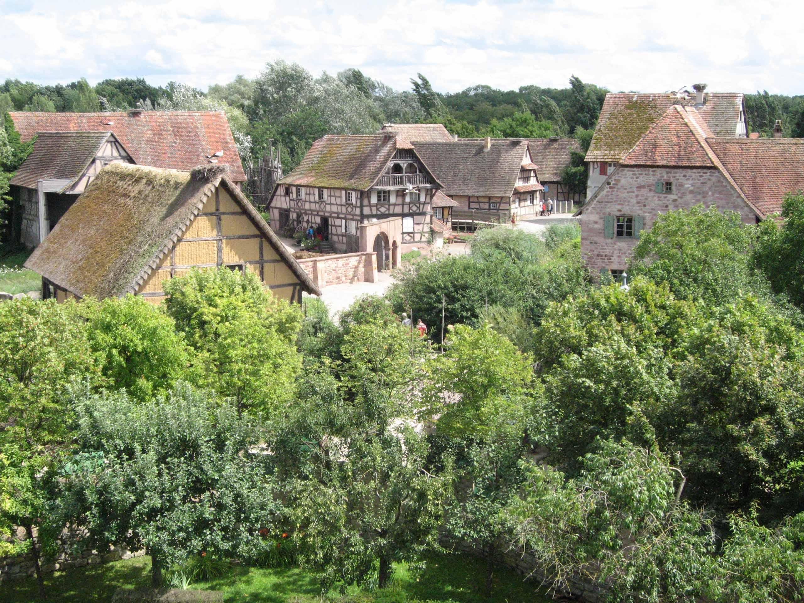 Ecomusèe d'Alsace