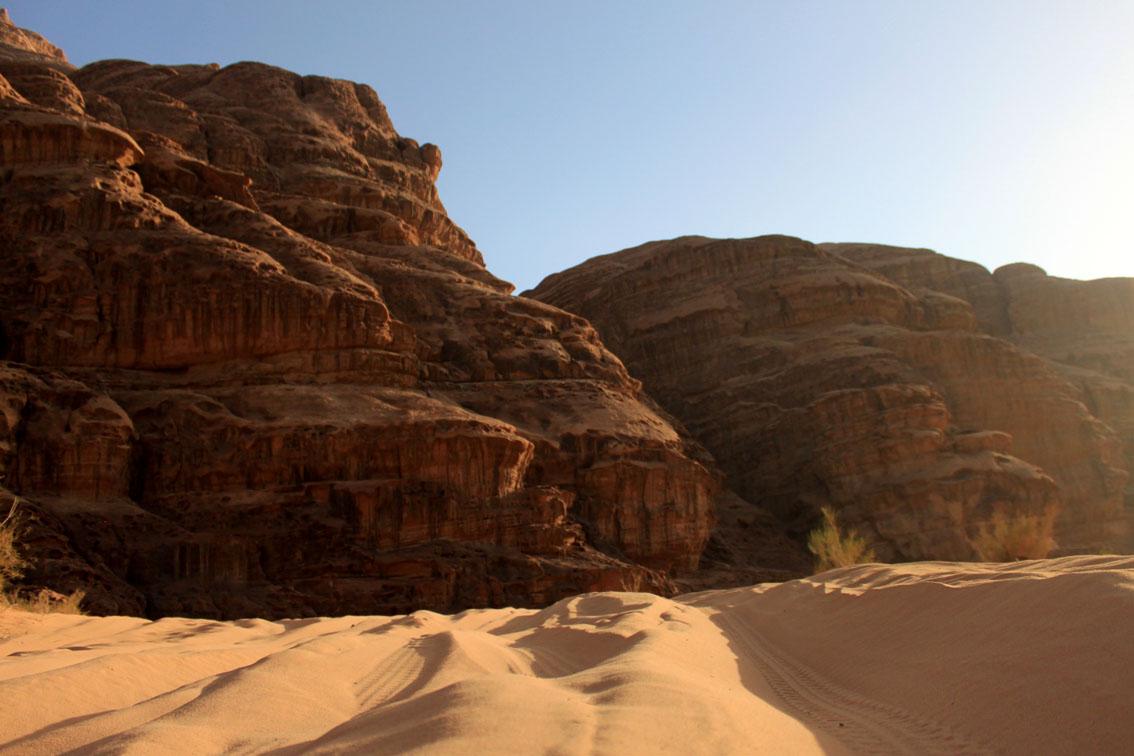 il Wadi Rum
