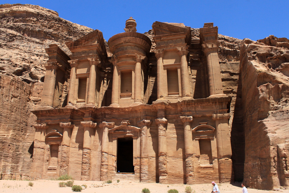 il Monastero, El Deir, Petra