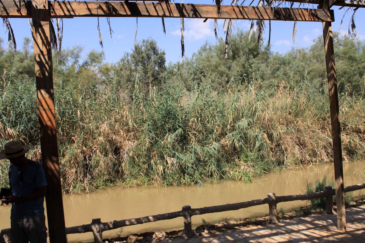 il fiume Giordano