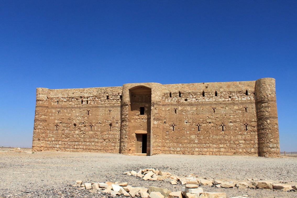Qasr El Karaneh. I castelli del deserto