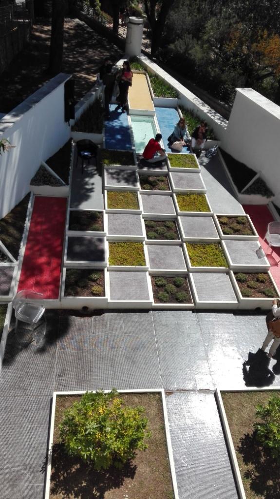 il giardino cubista