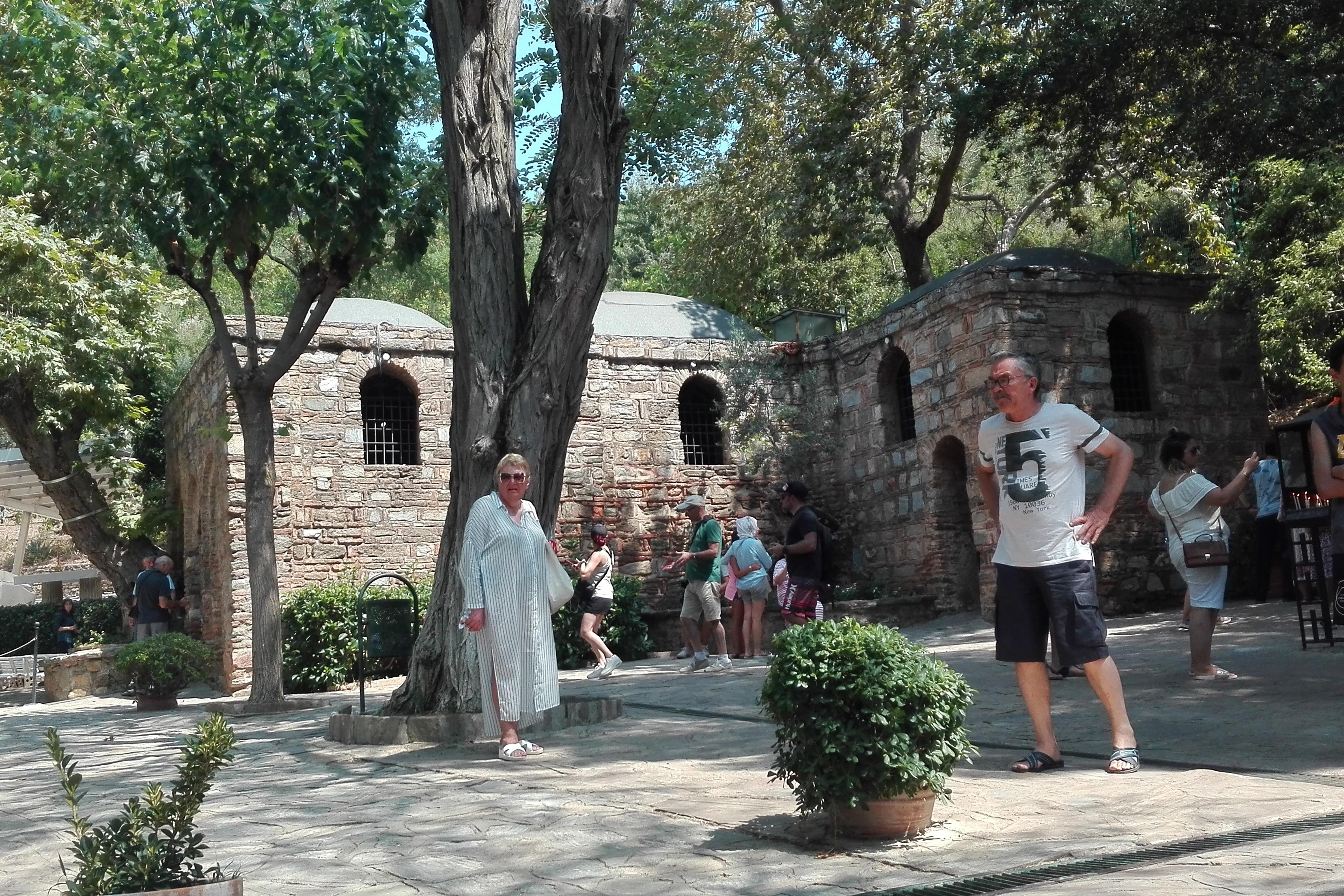 casa di Maria sulla collina dell'usignolo