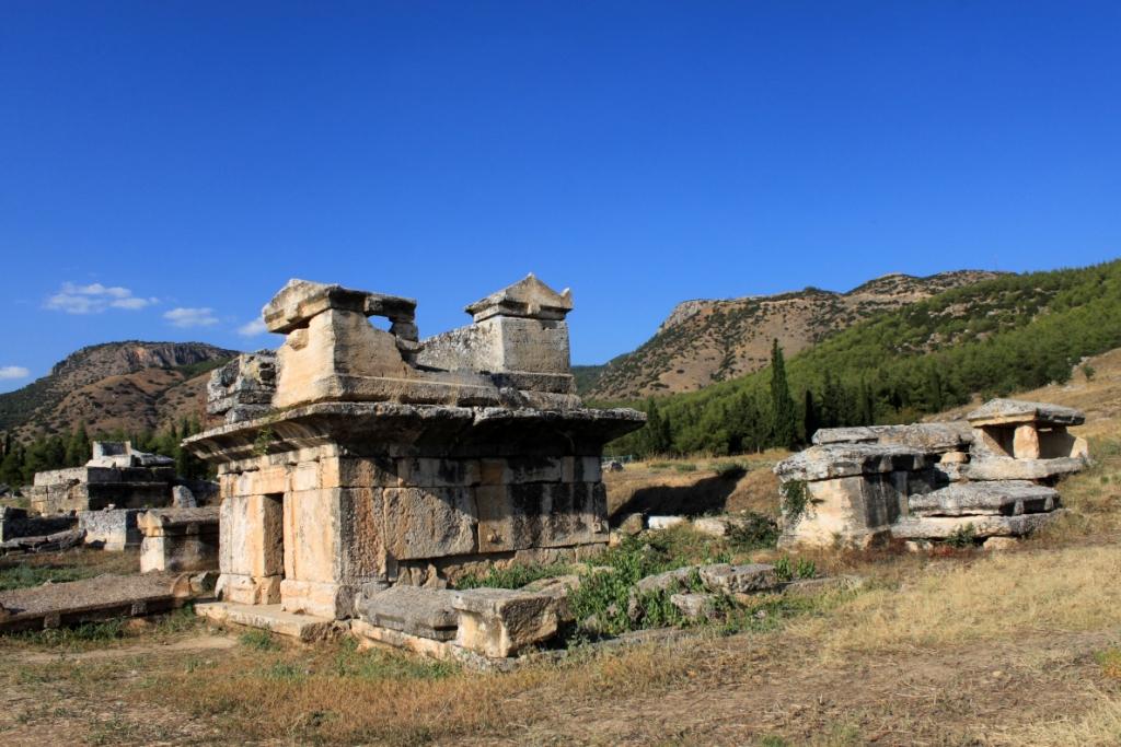 Necropoli di Hierapolis